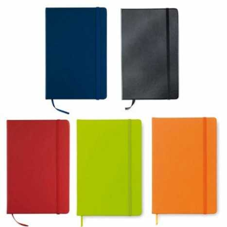 NOTE BOOK AVEC ELASTIQUE PU | 5300