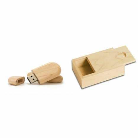 USB BOIS -BOITE TIROIRE|7576