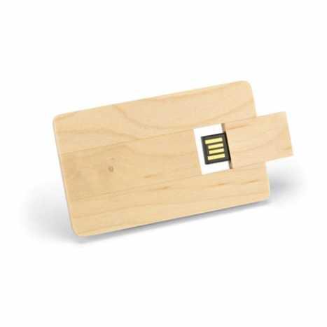 USB BOIS CARTE |7578