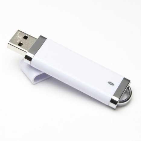 USB PVC BLANCHE |7588