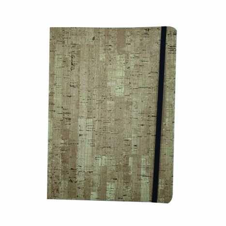 Notebook avec élastique ECO900