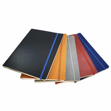 Notebook avec élastique N-907